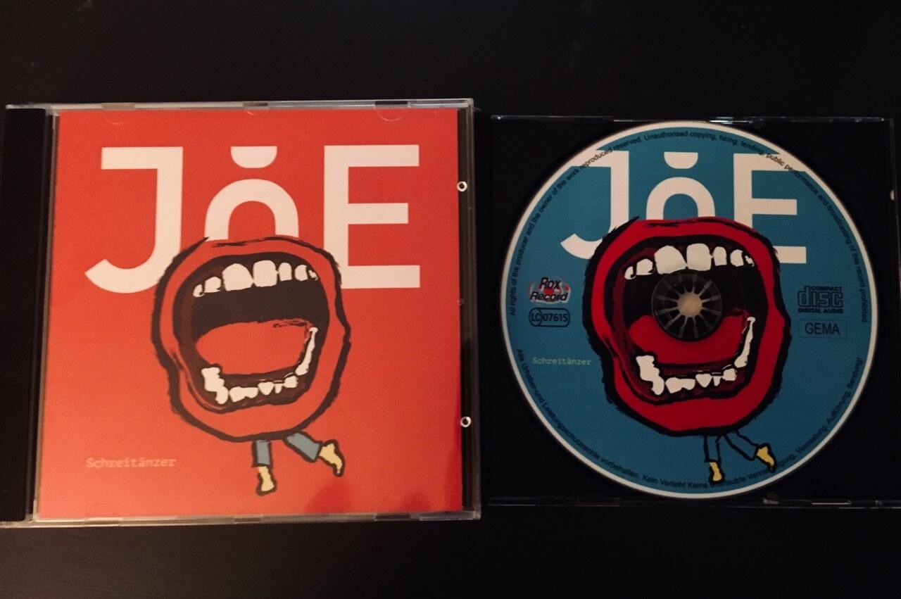 Neue CD von Joe Litwin: Schreitänzer